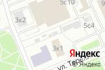 Схема проезда до компании Хлебное место в Архангельске