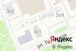 Схема проезда до компании Пять звезд в Архангельске
