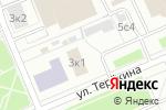Схема проезда до компании Гном в Архангельске