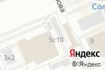 Схема проезда до компании Элегант в Архангельске