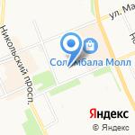 Susanna на карте Архангельска