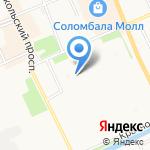 Традиция на карте Архангельска