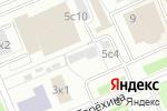 Схема проезда до компании Susanna в Архангельске