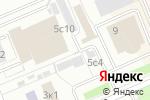 Схема проезда до компании МИКСленд в Архангельске