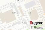 Схема проезда до компании Клякса в Архангельске