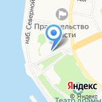 Телефон доверия на карте Архангельска