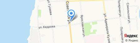 Все для праздника на карте Архангельска