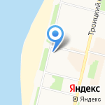 Детский центр вертебрологии на карте Архангельска