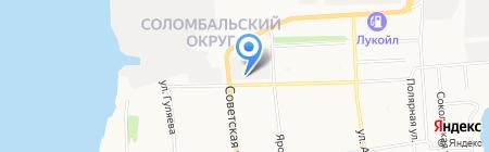 Архангельскхлеб ЗАОр на карте Архангельска