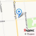 Наш дом на карте Архангельска