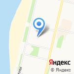 Печатный салон на карте Архангельска