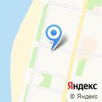 Юридическая система на карте Архангельска