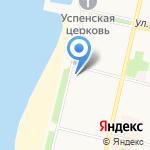 Ростехинвентаризация-Федеральное БТИ на карте Архангельска