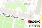 Схема проезда до компании Союз журналистов России в Архангельске