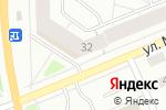 Схема проезда до компании Винолей в Архангельске