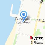 Союз писателей России на карте Архангельска