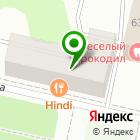Местоположение компании Архгорпроект, МУП