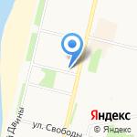Архгорпроект на карте Архангельска