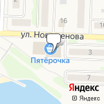 Магазин салютов Тейково- расположение пункта самовывоза
