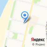 David Jones на карте Архангельска