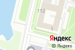 Схема проезда до компании Квалификационная коллегия судей Архангельской области в Архангельске