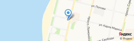 WellNord на карте Архангельска