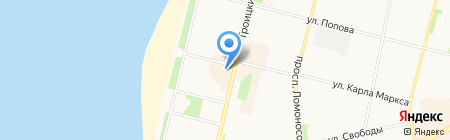 СпецМонтаж на карте Архангельска