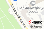 Схема проезда до компании Централизованная библиотечная система, МУК в Архангельске