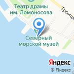 ПаратовЪ на карте Архангельска