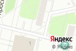 Схема проезда до компании Букетерия в Архангельске