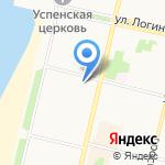 Мебель Hit на карте Архангельска