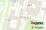 Схема проезда до компании СОГАЗ-Мед в Архангельске