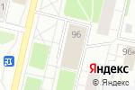 Схема проезда до компании УФСИН России по Архангельской области в Архангельске