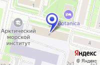 Схема проезда до компании АГЕНТСТВО ГРУЗОВЫХ ПЕРЕВОЗОК АРХДОРСЕРВИС в Архангельске