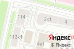 Схема проезда до компании Умный гардероб в Архангельске