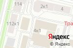Схема проезда до компании Министерство труда, занятости и социального развития Архангельской области в Архангельске