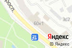 Схема проезда до компании Студия красоты Андрея Нехорошкова в Архангельске