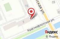 Схема проезда до компании Автоспецкомплект в Архангельске