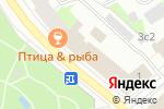 Схема проезда до компании Кира в Архангельске