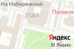 Схема проезда до компании Финам в Архангельске