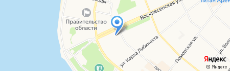 Региональный коллекторский центр на карте Архангельска