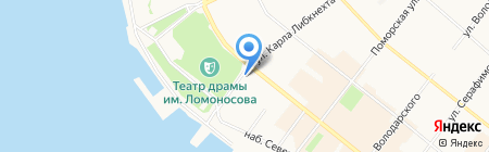 K4sport на карте Архангельска