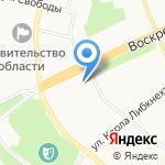 ОТС-Архангельск на карте Архангельска