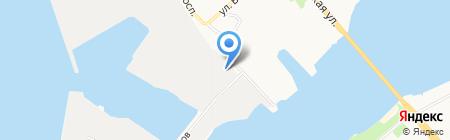 Автостэлс на карте Архангельска