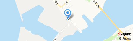 Стандарт-авто на карте Архангельска