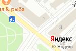 Схема проезда до компании Терволина в Архангельске