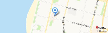Мегавольт-Сервис на карте Архангельска