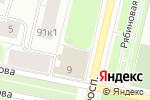 Схема проезда до компании Архангельский молодежный театр в Архангельске