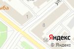 Схема проезда до компании WHY NOT в Архангельске