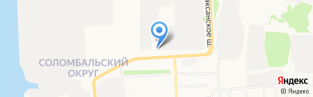 Automix на карте Архангельска